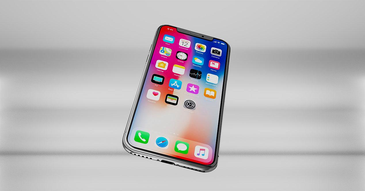 ios iphone x