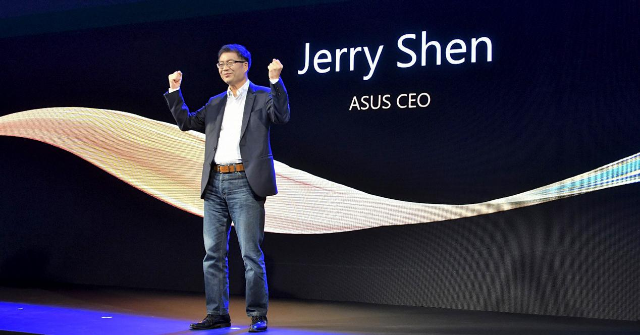 Jerry Shen ASUS