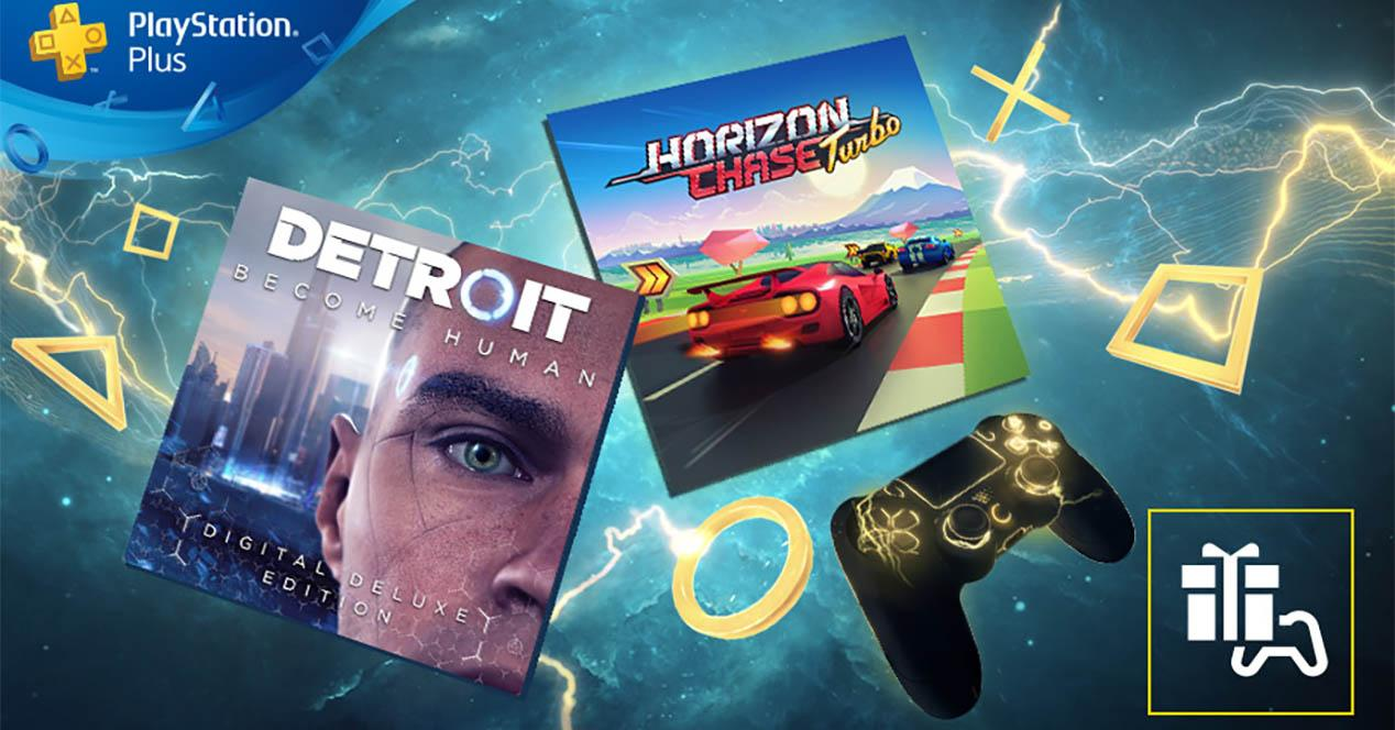 PS Plus julio 2019