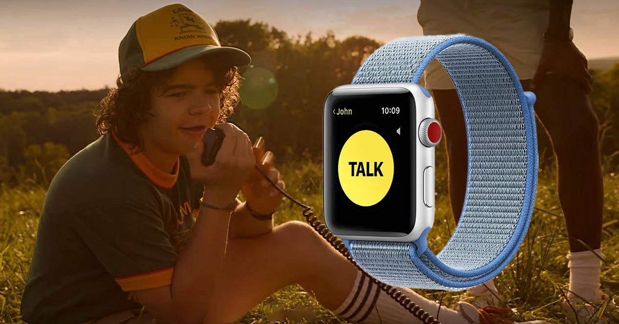 Apple desactiva el Walkie-Talkie del Watch al descubrir una vulnerabilidad