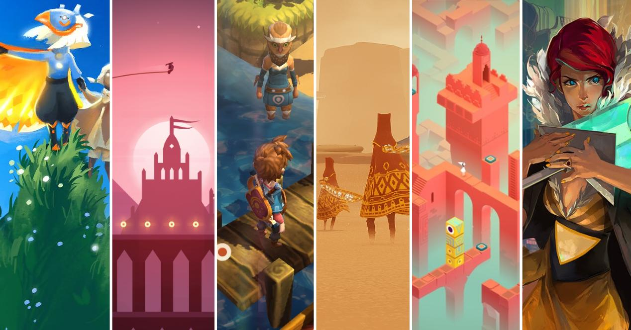 Journey for iOS and other best games