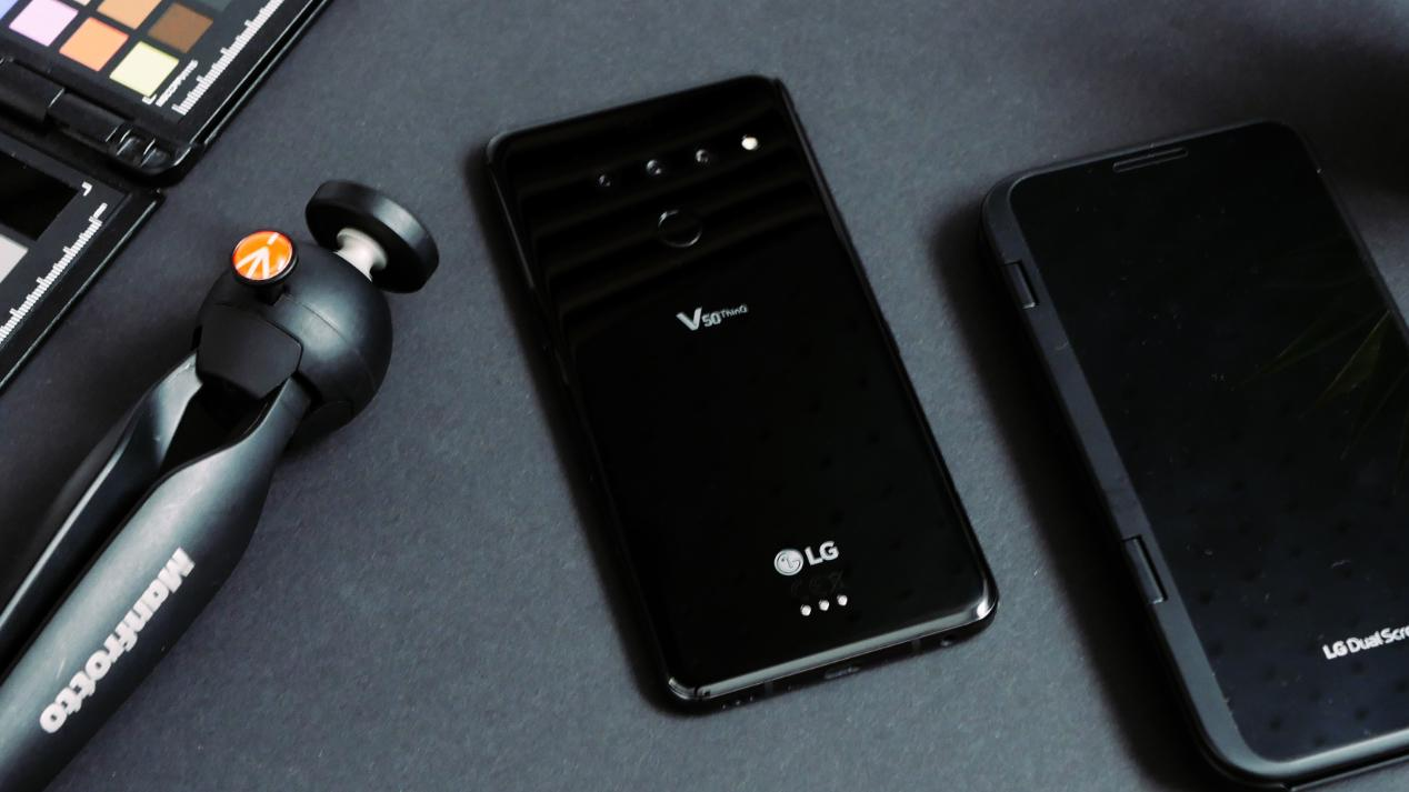 LG V50 thinQ review