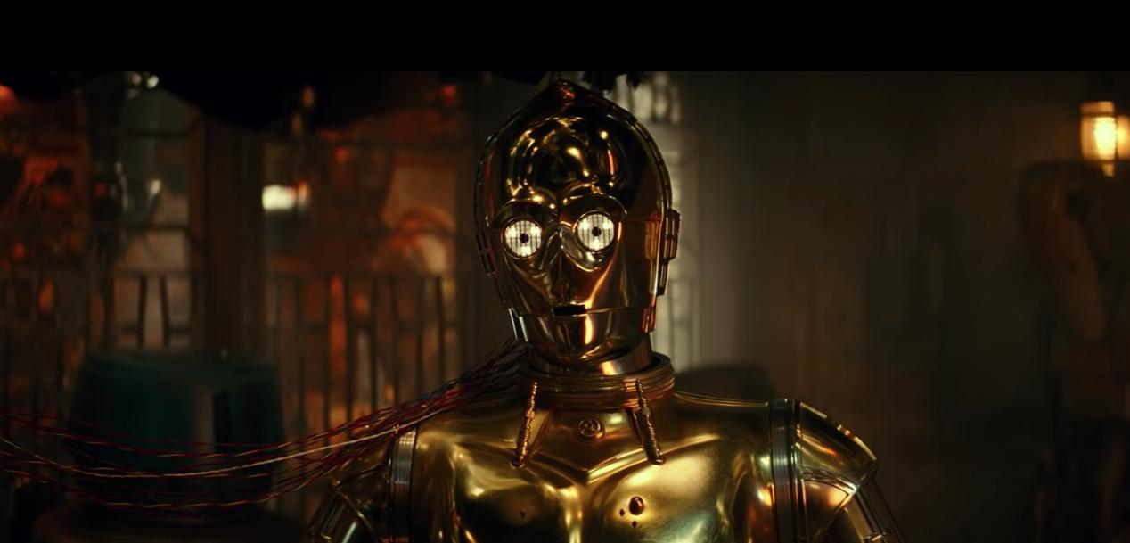 Ascenso Skywalker - C-3PO - Star Wars