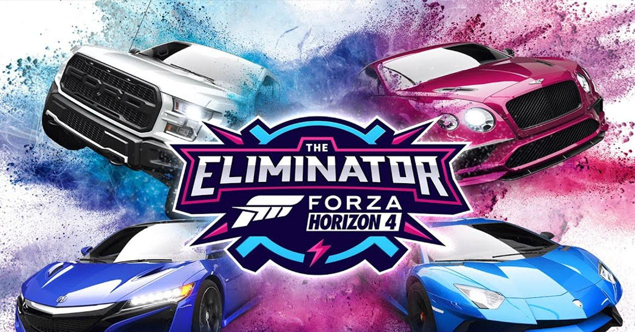 FH4 The Eliminator