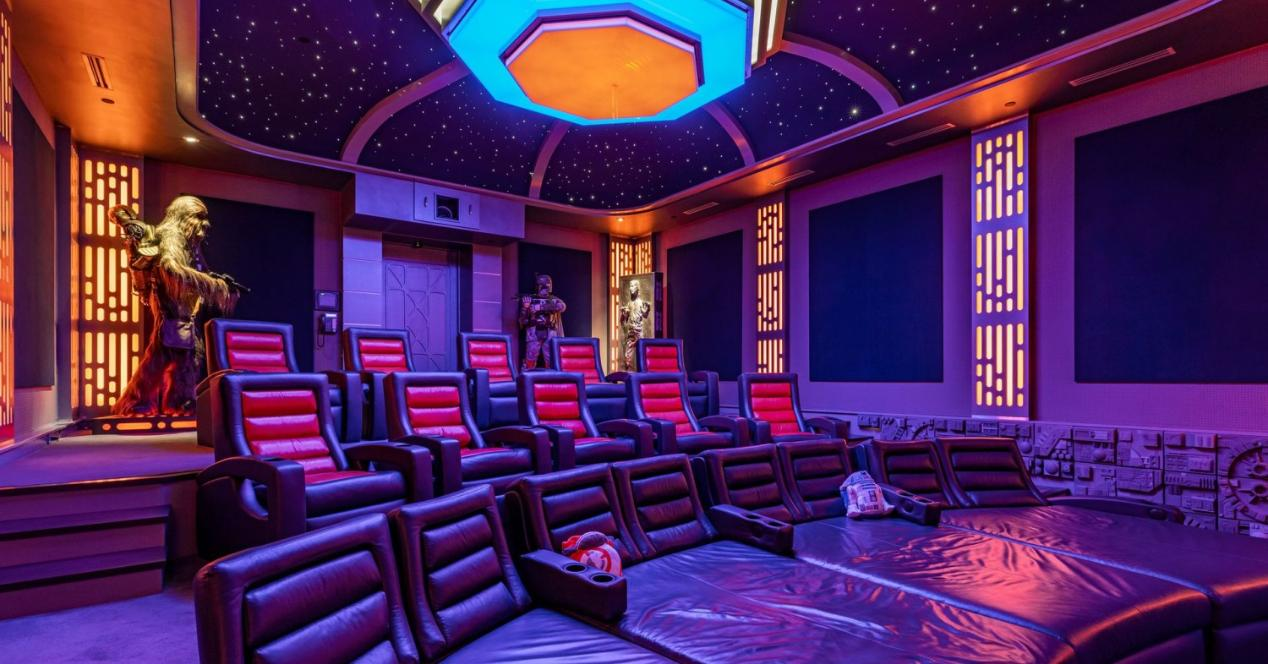 Star Wars Home Cinema