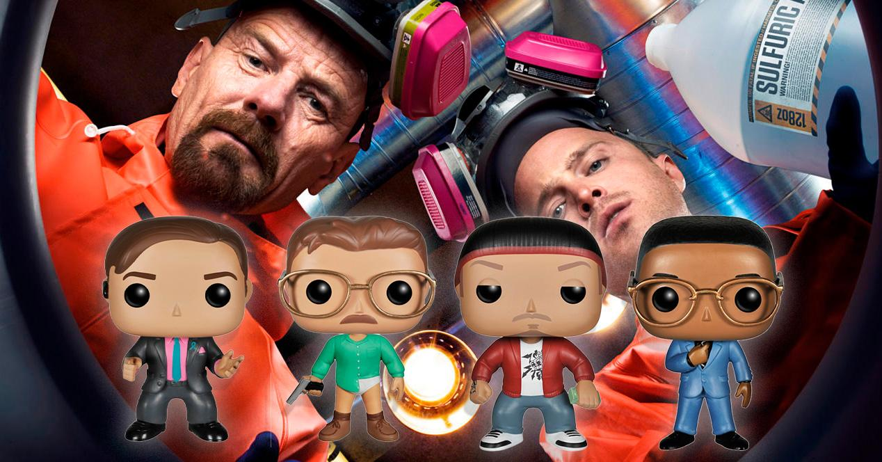 Funko Breaking Bad