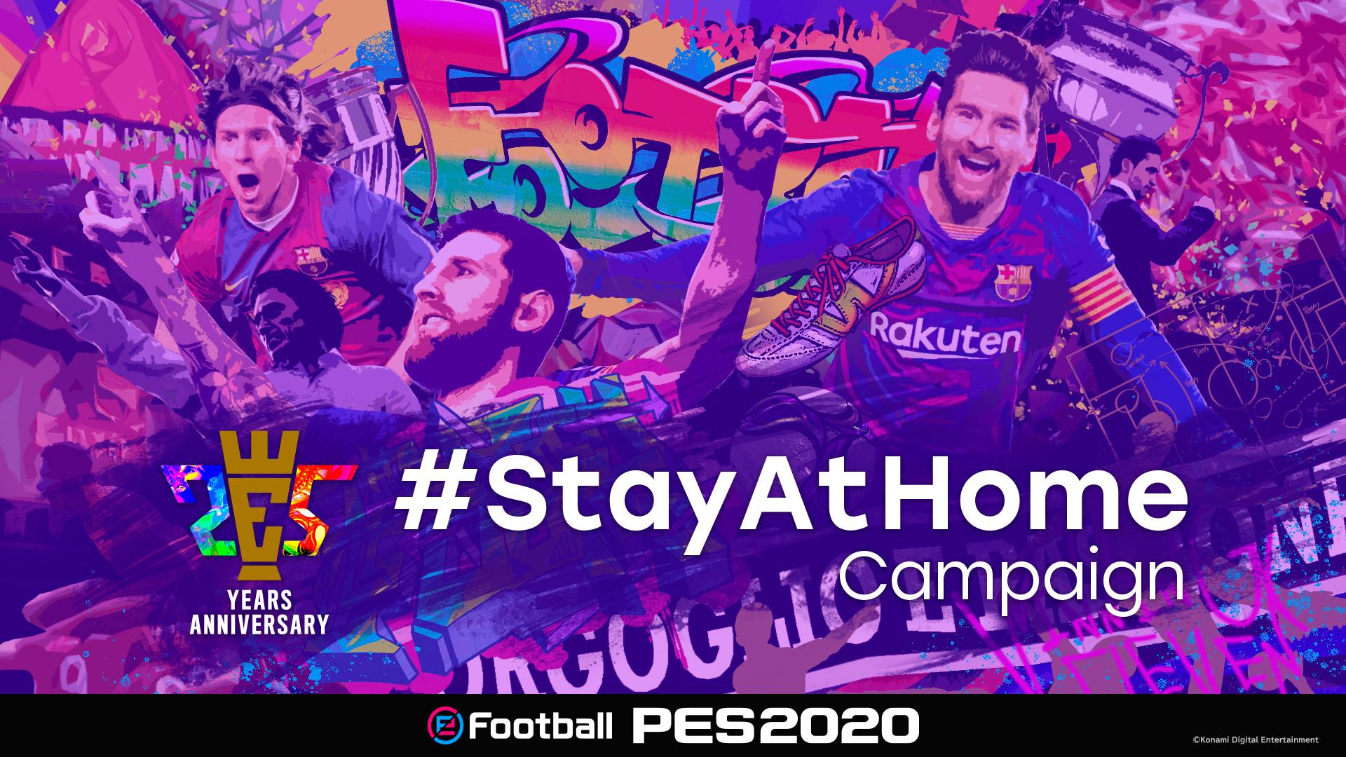 PES 2020 STayHome