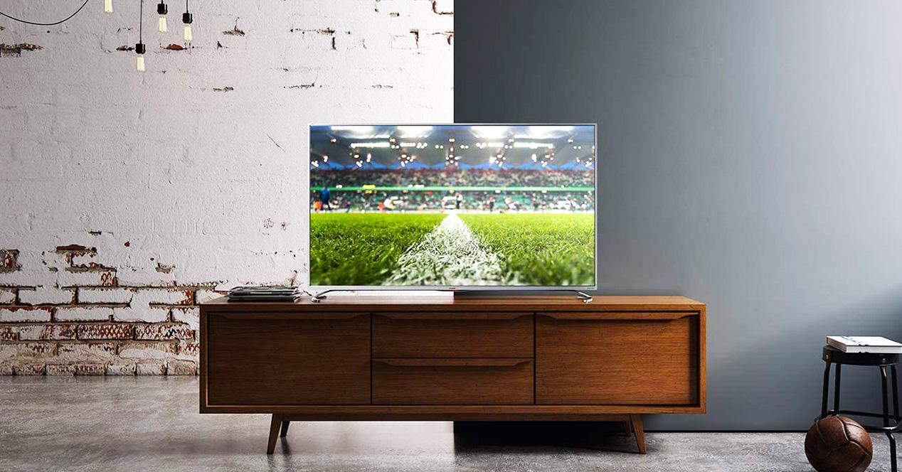 "TV Sharp 55"" 4K"