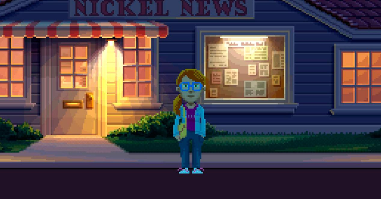 Delores Thimbleweed Park