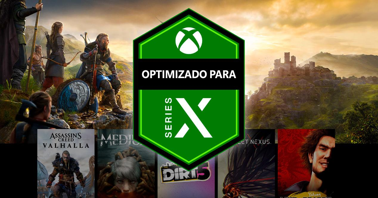 Optimizado Xbox Series X