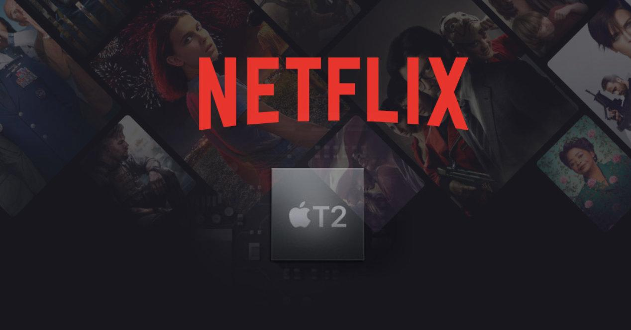 Requisitos Mac Netflix 4K HDR