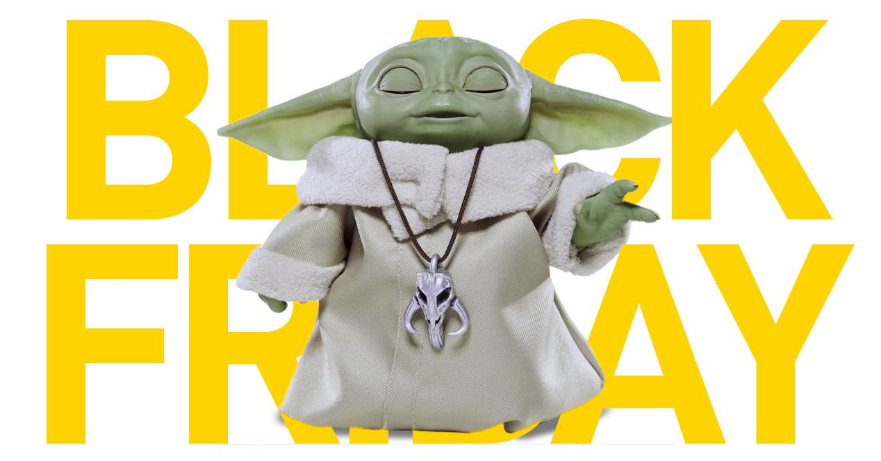 Baby Yoda en Black Friday