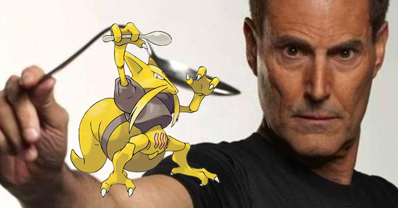 Pokemon Kadabra