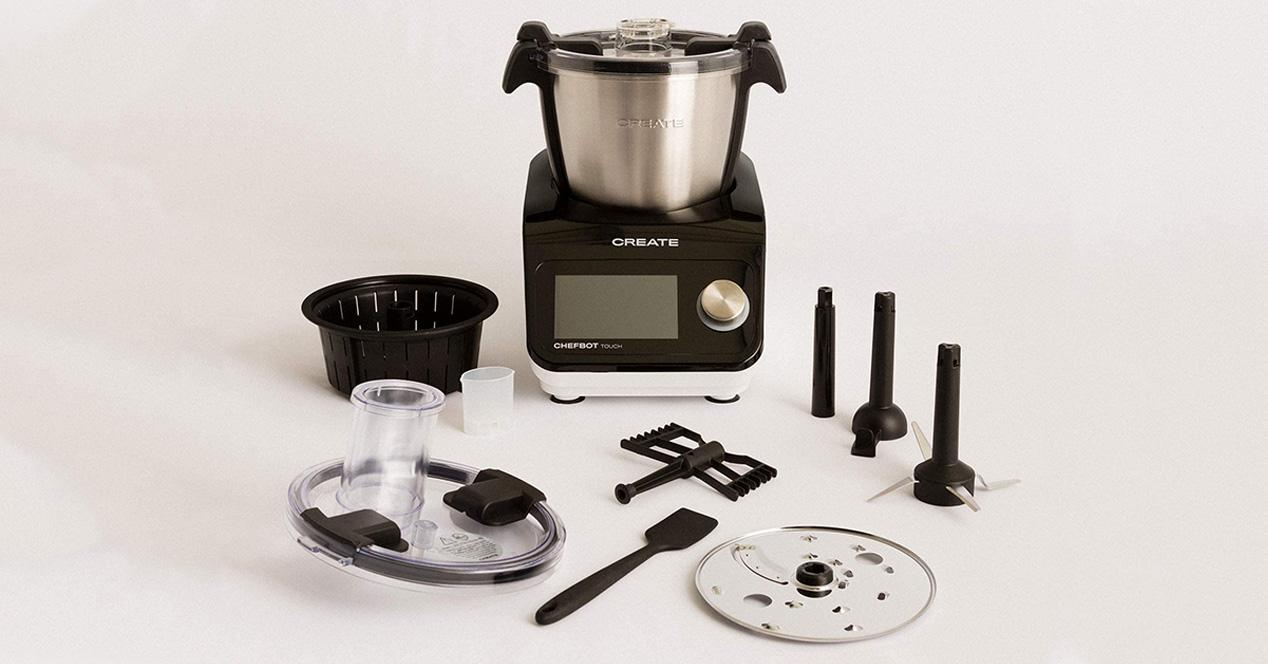 IKohs food processor