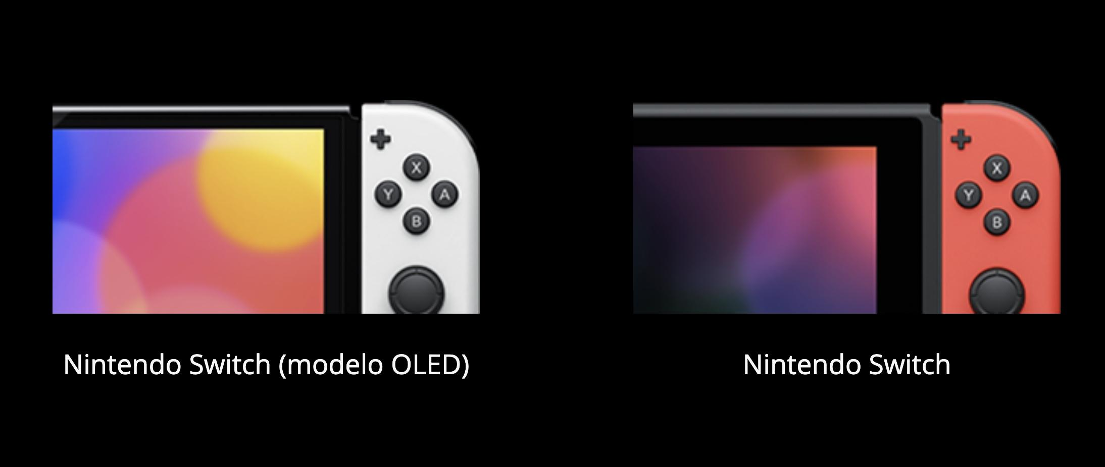 New Nintendo Switch with OLED Screen: Price and Features   ITIGIC